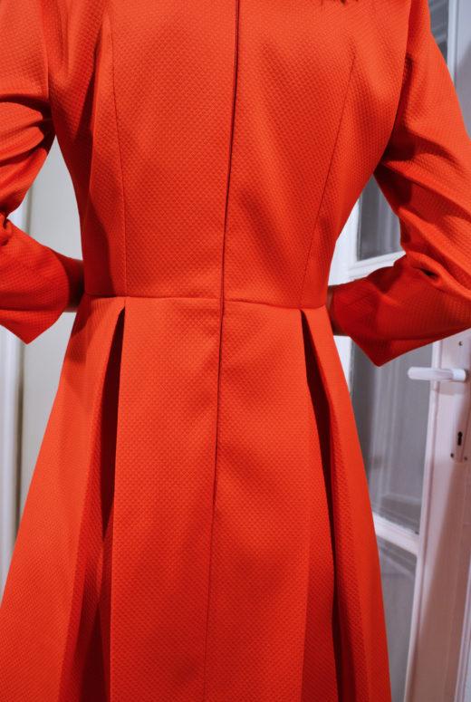 Rochie orange 4