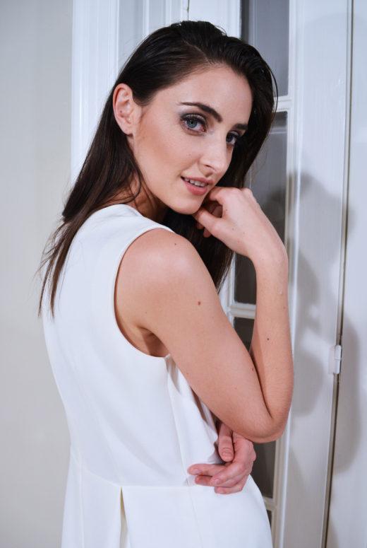 Rochie alba 4
